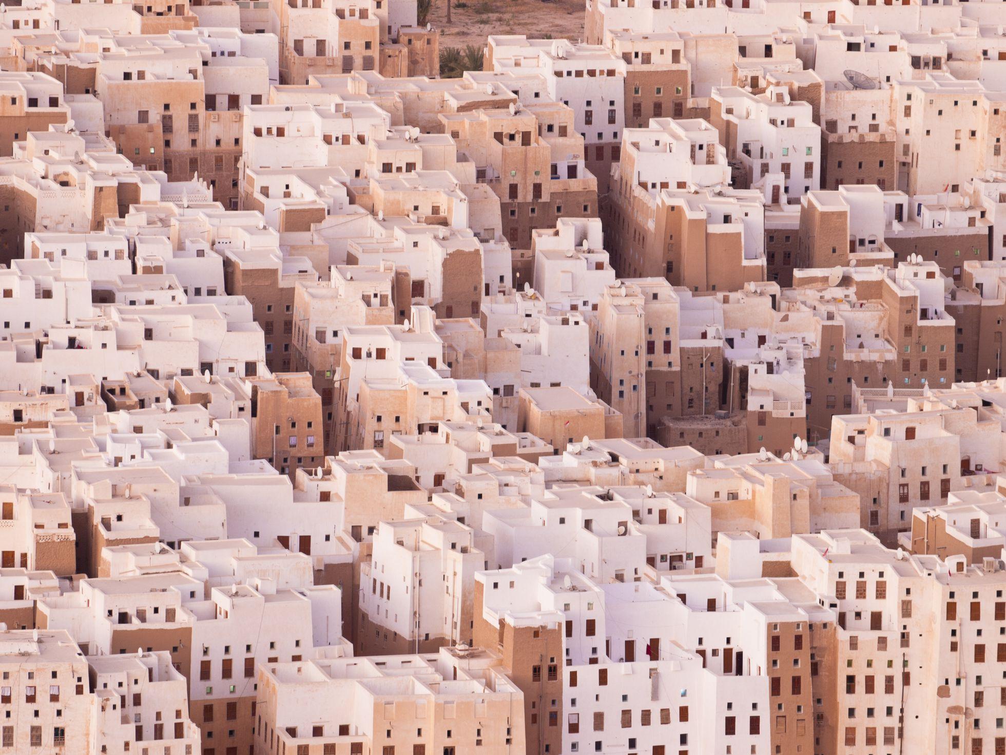 Shibam. La Manhattan del desierto: la ciudad yemení que en el siglo XIV inventó los rascacielos